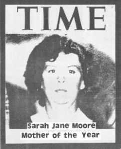 Sarah Jane Moore, Time Magazine mother of the year