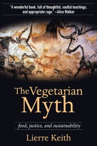 Cover, The Vegetarian Myth