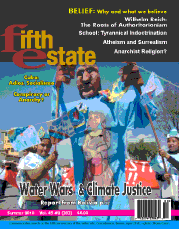 Cover - Issue 383 - Fifth Estate Magazine