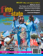 Cover - Issue 383 - Fifth Estate Magazine