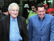 Chomsky and Chavez