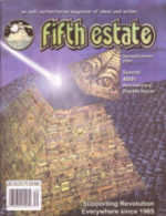 Cover, Issue 368-369 - Fifth Estate Magazine