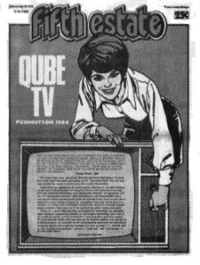 Cover showing Qube TV