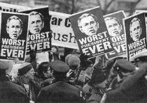 G.W. Bush coronation