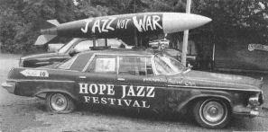 Jazz Car: Camden Maine -- photo: Walker Lane