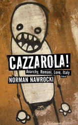 Cover, CAZZAROLA! by Norman Nawrocki