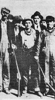Ludlow miners, 1914