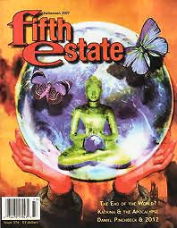 Cover, Issue 376, Halloween 2007 - Fifth Estate Magazine