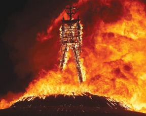 Burning the Man Nevada