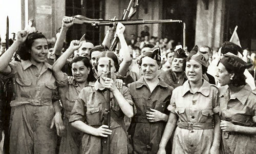 Mujeres Libres in the Spanish Revolution