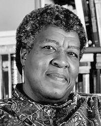 photo of Octavia Estelle Butler (1947-2006)