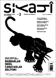 Kara, Turkish anarchist magazine