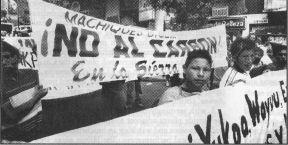 Venezuela, protest 2006
