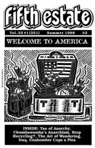 Cover, Issue 351, Summer 1998