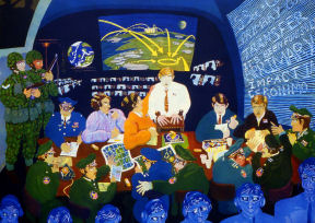 The Last Supper / Stephen Goodfellow, 1983