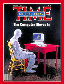 Time's machine of the year, 1983