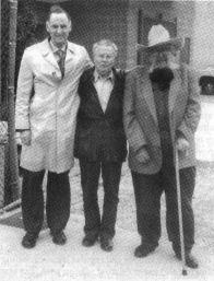 Paul Avrich, Federico Arcos, Carlos Cortez, Chicago, May 3, 1998