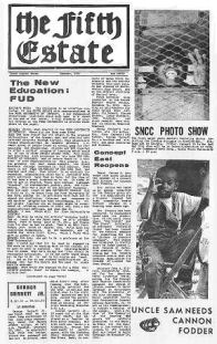 Cover image, Issue 3, January, 1966