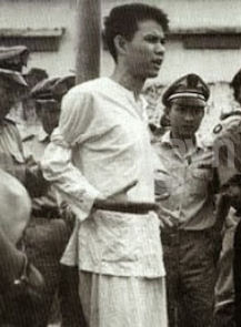 Nguyen Van Troi at his execution