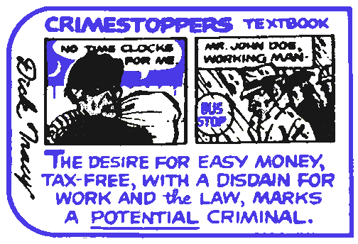 image, Dick Tracy's Crimestoppers Textbook