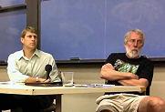 Zoltan Istvan & John Zerzan, Stanford debate, 2014