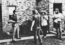 Ann Arbor cops raid a 1970 underground press conference