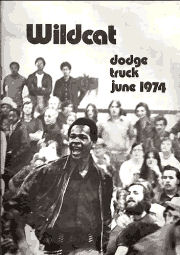 Cover image, Dodge Truck, June 1974