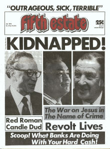 Cover image, Issue 274, July 1976