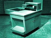 photo of Xerox 6500 copier