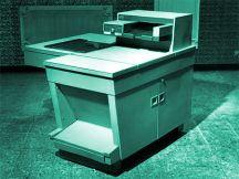 photo of Xerox 6500 copier