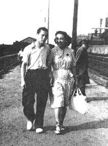 Federico and Pura Arcos, 1930s