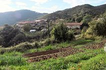 Lakabe, a Basque country village dating back to the Middle Ages, now an intentional, self-sustaining community.