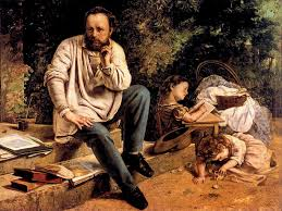 Gustave Courbet, Proudhon and His Family, 1865