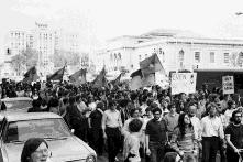 Anti-Vietnam War protest, Detroit