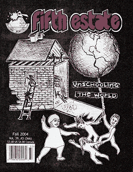 Cover image - Issue 366, Fall, 2004 - Fifth Estate Magazine