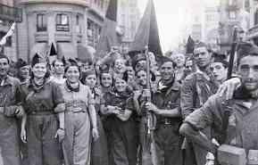 Popular Milicia, Spain, 1936