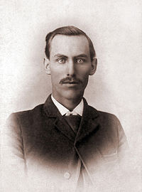 photo, Ross Winn, circa 1901