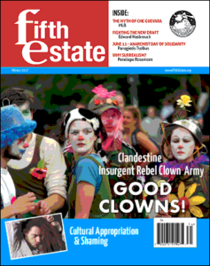 Cover image - Issue 397 - Fifth Estate Magazine