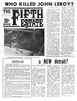 Cover, Issue 36, August 15-31, 1967