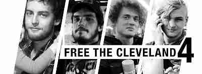 image, Free the Cleveland 4