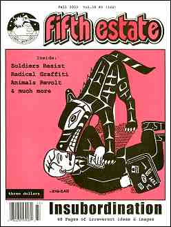 Cover image - Issue 362, Fall, 2003