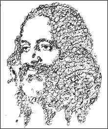 Drawing of The Maharishi