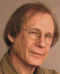 photo portrait of Joel David Silvers