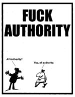 Fuck Authority poster image