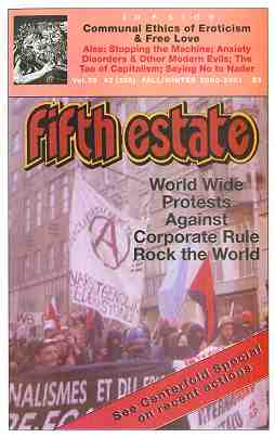 Cover, Issue 355, Fall-Winter, 2000